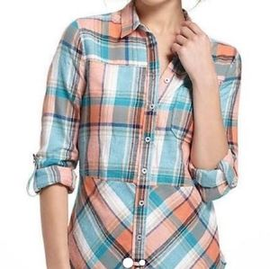 Holding Horses Plaid Flannel